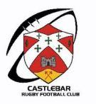 castlebar rugby logo