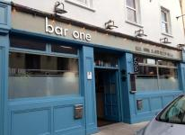bar-one pub