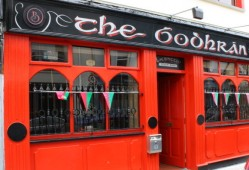 the bodhran pub2