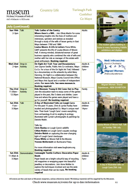 museum events july page 2