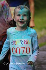 Mayo Colour Run